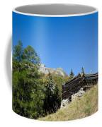 Broken Rustic House Coffee Mug