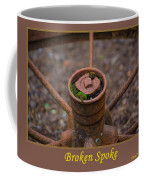 Broken Spoke Coffee Mug