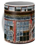 Broken Windows Coffee Mug by Paul Ward