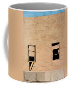 Broken Windows Coffee Mug