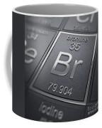 Bromine Chemical Element Coffee Mug