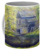 Bromley Mill At Cuttalossa Farm Coffee Mug