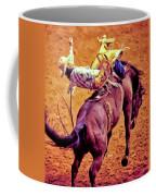 Bronco Bustin Coffee Mug