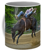 Bronco Cowboy Coffee Mug