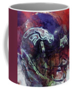 Broncos Art  Coffee Mug