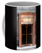 Bronze Doors Coffee Mug