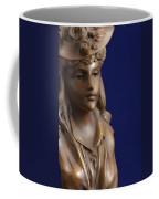 Bronze Lady Coffee Mug