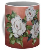 Bronze Magnolia Coffee Mug