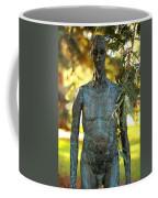 Bronze Man Coffee Mug