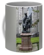 Bronze Statue Of Sir Benjamin Lee Guinness  Coffee Mug