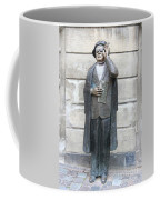 Bronze Statue Stockholm - Evert Taube Coffee Mug