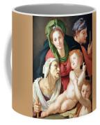 Bronzino's The Holy Family Coffee Mug