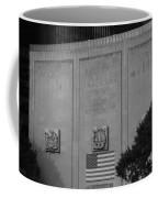 Brooklyn Battery Tunnel In Black And White Coffee Mug