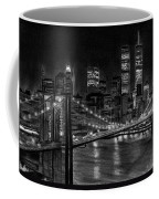 Brooklyn Bridge New York Coffee Mug