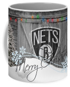 Brooklyn Nets Coffee Mug