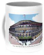 Brooklyn - New York - Flatbush - Ebbets Field - 1928 Coffee Mug