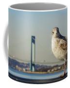 Brooklyn Seagull Coffee Mug