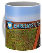 Brooklyn's Barclays Coffee Mug