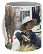 Broom Seller  Coffee Mug