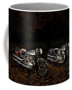 Brough Superior Ss100 And 680 Coffee Mug