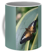 Brown Clipper Butterfly #4 Coffee Mug