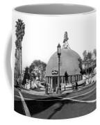 Brown Derby Restaurant Coffee Mug by Underwood Archives