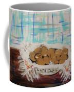 Brown Eggs In A Basket Coffee Mug