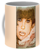 Brown Eyed Brunette Coffee Mug