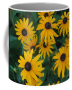 Brown Eyed Susans Coffee Mug