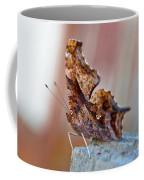 Brown Paper Moth Coffee Mug