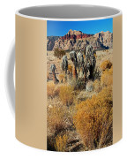 Brown Ridge Line Coffee Mug