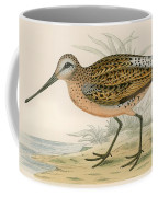 Brown Snipe Coffee Mug