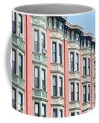 Brownstone Art Hoboken Nj Coffee Mug