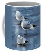 Brrr It's Cold Coffee Mug