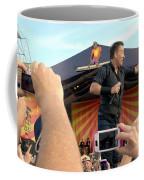 Bruce Springsteen 15 Coffee Mug