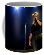 Bruce Springsteen Performing The River At Glastonbury In 2009 - 1 Coffee Mug