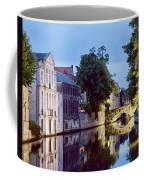 Brudges Canal Bridge Coffee Mug
