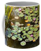 Bruges Lily Pond Coffee Mug