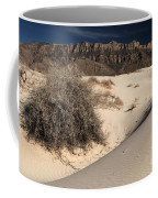 Brush In The Dunes Coffee Mug