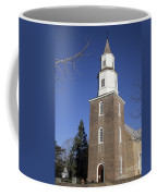 Bruton Parish Church In Colonial Williamsburg Coffee Mug