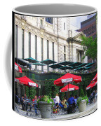 Bryant Park At Noon Coffee Mug by Dora Sofia Caputo Photographic Art and Design