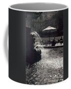 Bryant Park Coffee Mug by Christina Moreno