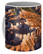 Bryce Canyon From The Air Coffee Mug