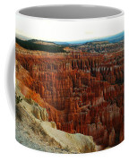 Bryce Canyon In The Afternoon Coffee Mug