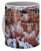Bryce Canyon In Winter 2 Coffee Mug