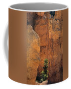 Bryce Canyon National Park Hoodo Monoliths Sunset From Sunset Po Coffee Mug