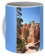 Bryce Canyon  Red Rocks Coffee Mug