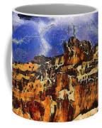 Bryce Canyon Thuderstorm Coffee Mug