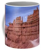Bryce Moon Rising Coffee Mug