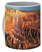 Bryce Morning Lights Coffee Mug